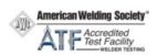 AWS Accredited Test Facility