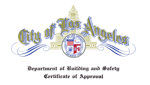 Integrity Welding is an City of Los Angeles approved testing agency