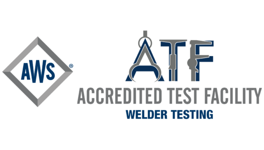 Integrity Welding is a American Welding Society Accredited Test Facility
